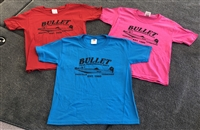 Bullet Logo Youth / Kids T-shirt