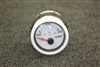 Bullet Engine Temp Gauge with Bullet Logo Black or White