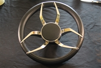 "New Style ""S"" Series Steering Wheel"