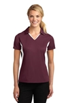 Port Authority® LST655 Ladies  Micropique Sport-Wick Polo (LST655)
