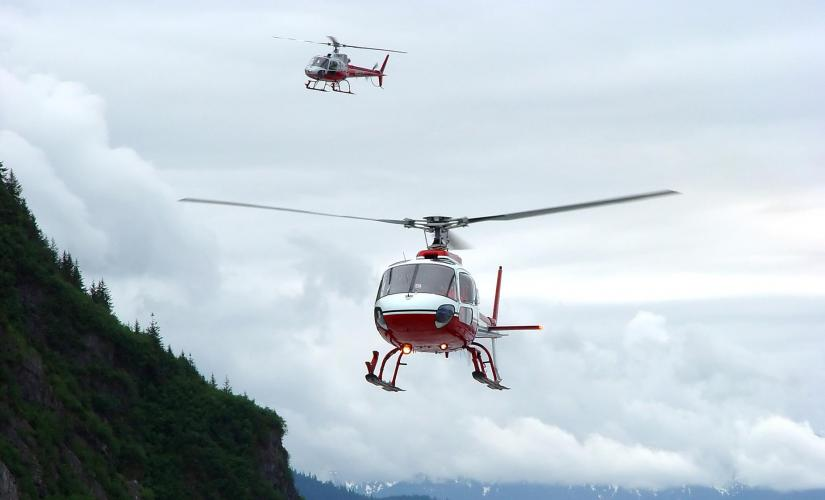 Helicopter Icefield Adventure Tour in Juneau, AK (Mendenhall, Norris Glacier)