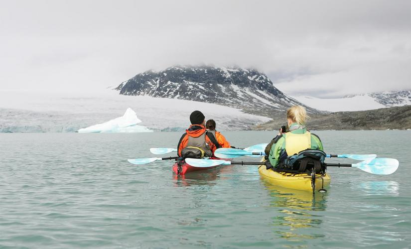 Exclusive Harbor and Islands Guided Kayak Tour in Sitka