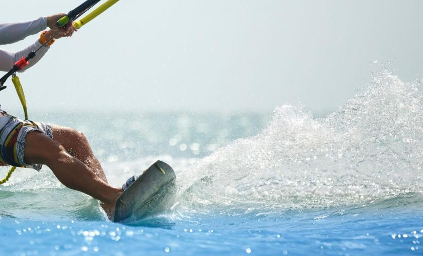 Kitesurfing Lesson in Aruba Fisherman's Huts Courses