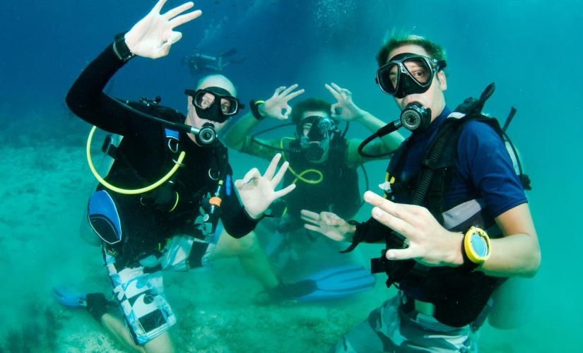 Discover Scuba Diving Tour in Aruba