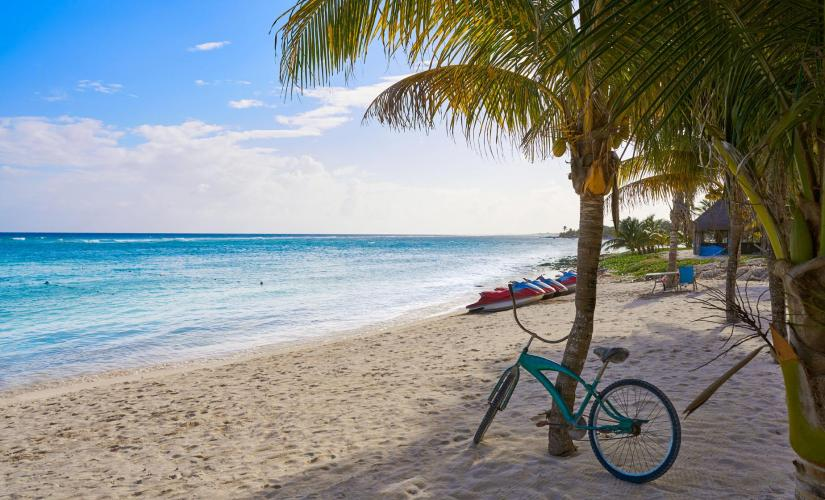 Scenic Bike Tour and Beach Break (Beverages Only)