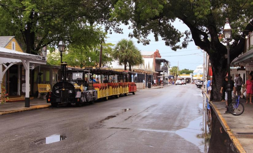 Key West World Famous Conch Tour Train (Duval Street, Old Town, South Beach)