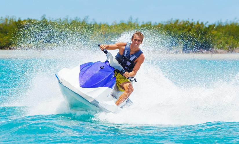 Jet Ski Tour in Key West (Mallory Square, Southernmost Point, Fort Zachary Taylor)