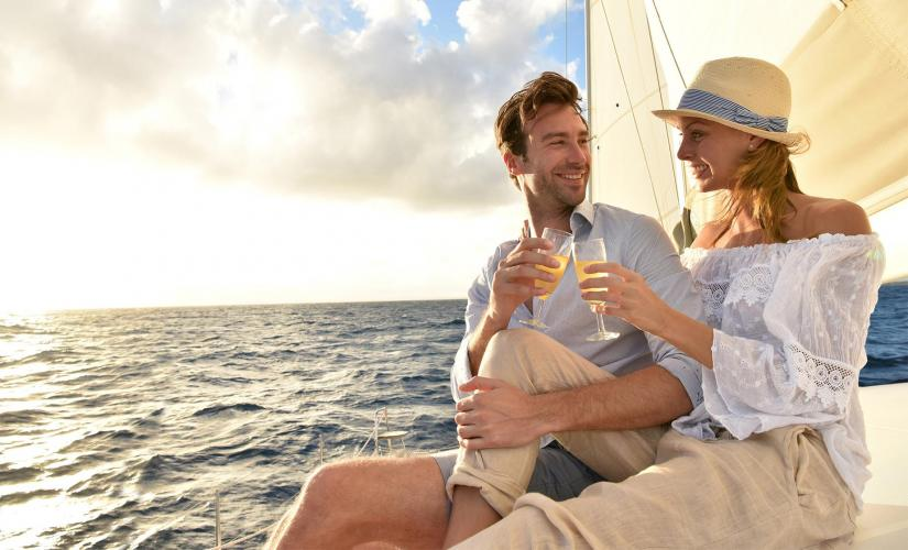 Sunset and Champagne Sail in Key West (Florida Keys)