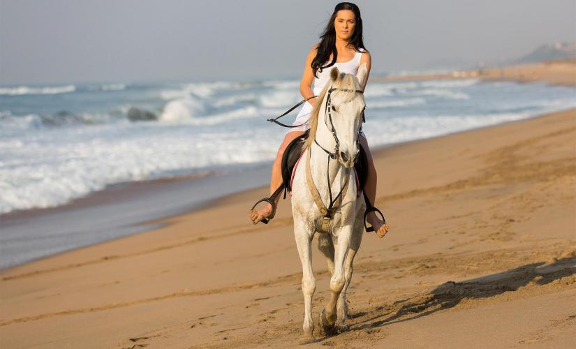Horseback Plantation Ride and Swim At Braco Beach in Montego Bay