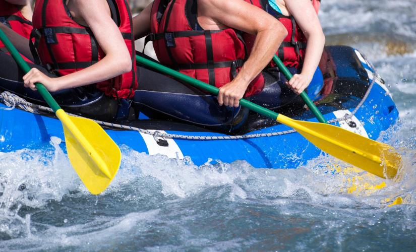 White Water Rafting Tour in Montego Bay (Shoppes at Rose Hall)