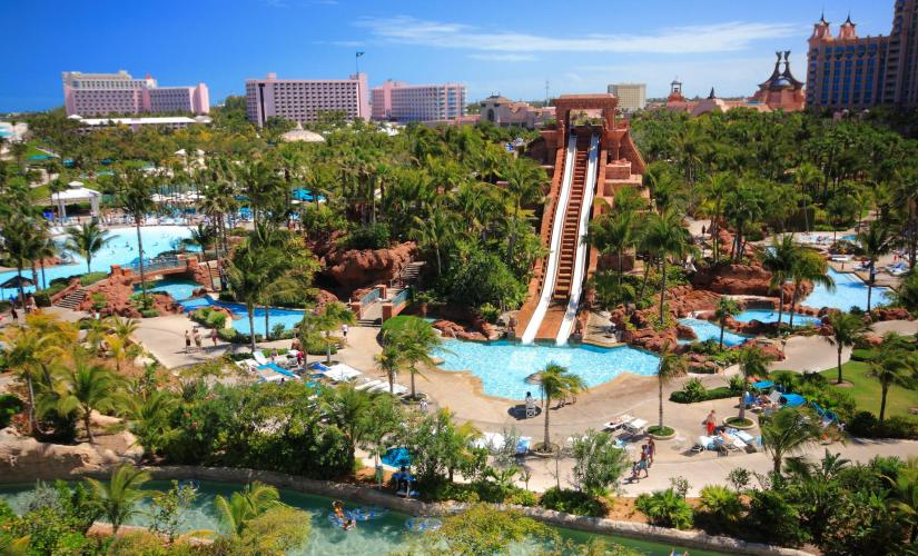 Nassau Cruise Shore Excursions | Atlantis Aquaventure (High Season)