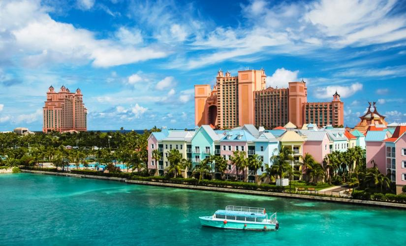Best Of Nassau and Paradise Island by Boat (Prince George Dock, Fort Montagu)