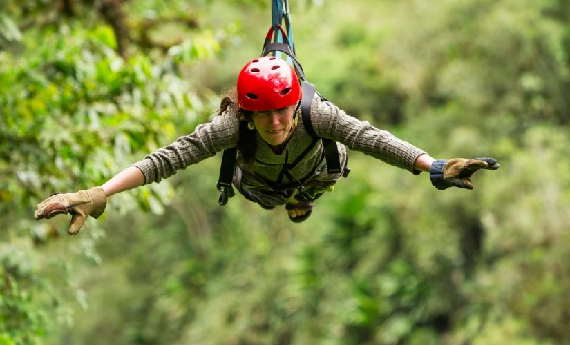 Roatan Zip and Caribbean Eco Walk