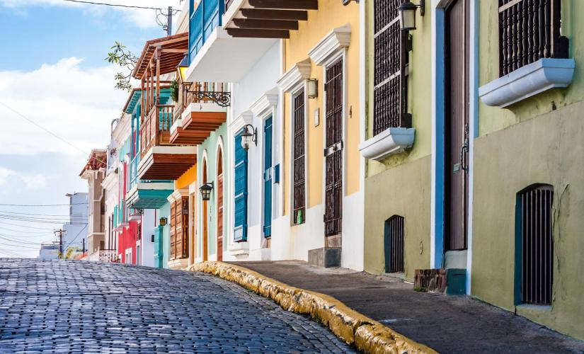 Old and New San Juan Tour (Old Town, Capilla de Cristo, Fort San Cristobal)