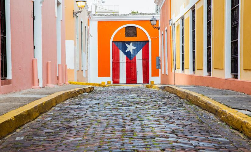 Private Walking Tour of Old San Juan (Paseo de la Princesa, Castillo San Felipe del Morro)