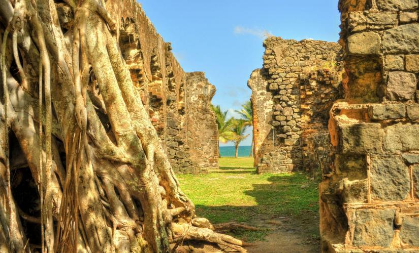 St. Lucia Shore Excursions | Countryside Drive & Beach