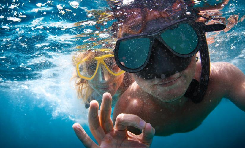 St. Lucia Shore Trips | Snorkel Escapade at Pigeon Island