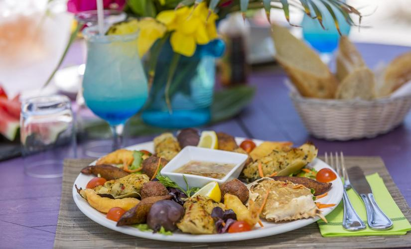 Culinary Road Trip Across St. Martin to Philipsburg, Grand Case & Simpson Bay