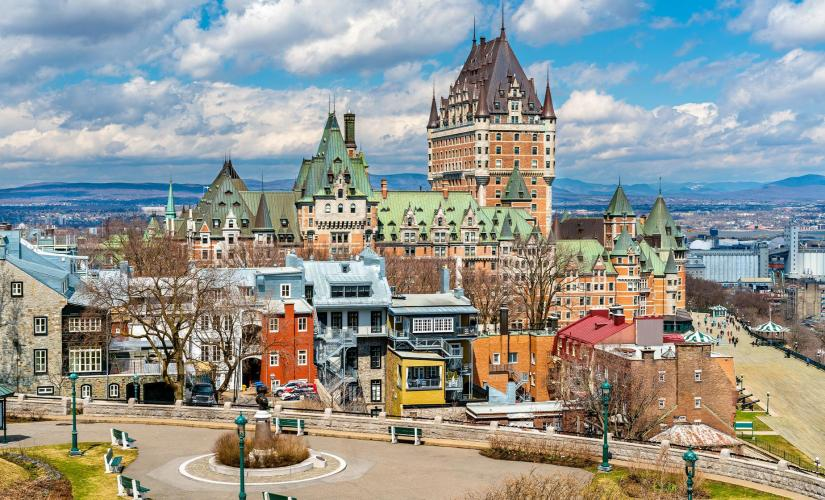 Historic Quebec City Tour (Chateau Frontenac, Place Royale, The Citadelle)