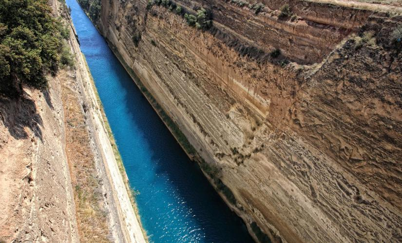 Athens Ancient Corinth Tour from Hotel (Temple of Apollo, Corinth Canal)