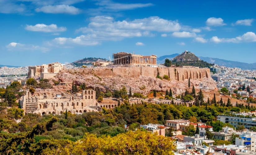 Athens Highlights Tour (Acropolis, Panathinaikos Stadium, Royal Palace)