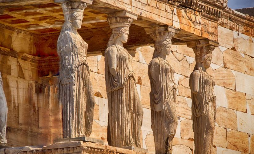 Acropolis City and Museum Tour in Athens (Dionysus Theatre, Temple of Athena)