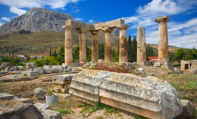 Private Corinth Mycenae and Epidaurus Tour from Athens (Argolis, Royal Tombs)