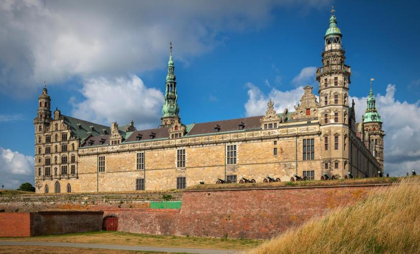 Photo of Royal Frederiksborg and Hamlet Castle