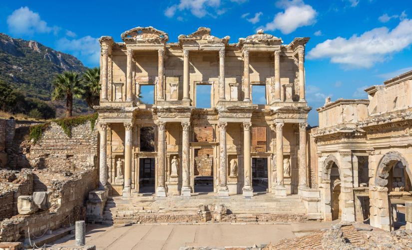Private Miletus, Didyma, and Ancient Ephesus Tour from Kusadasi