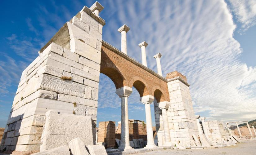Private Biblical Ephesus Tour from Kusadasi (Tomb of St. Luke, Great Theater)