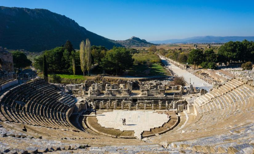 Exclusive Ancient Ephesus Tour from Kusadasi (Arcadian Way, Library of Celsus)
