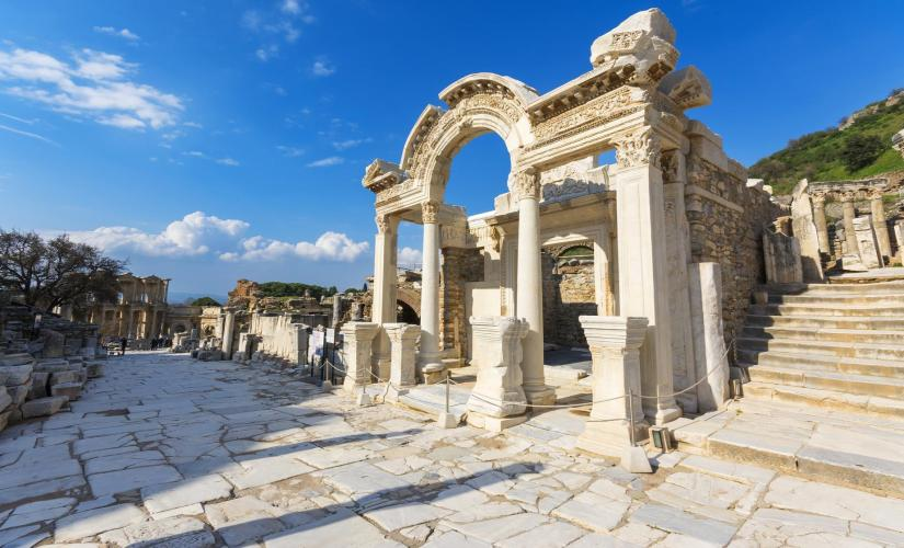 Private House of Virgin Mary and Ancient Ephesus Tour from Kusadasi
