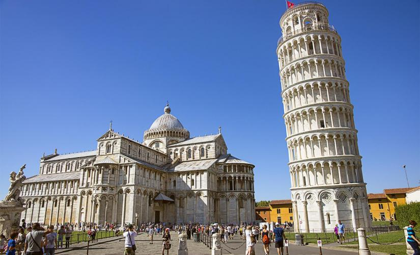 Explore Pisa At Your Leisure Day Tour to Leaning Tower of Pisa