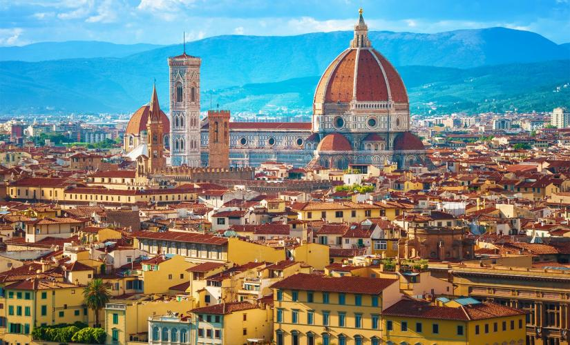Florence Sightseeing On Your Own Private Excursion from Livorno