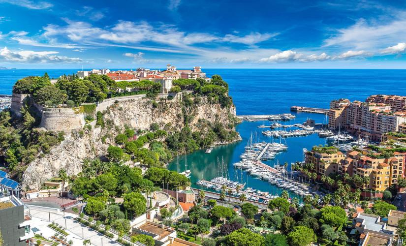 A Day in Monaco Tour from Monte Carlo (Principality of Monaco, Royal Prince Palace)