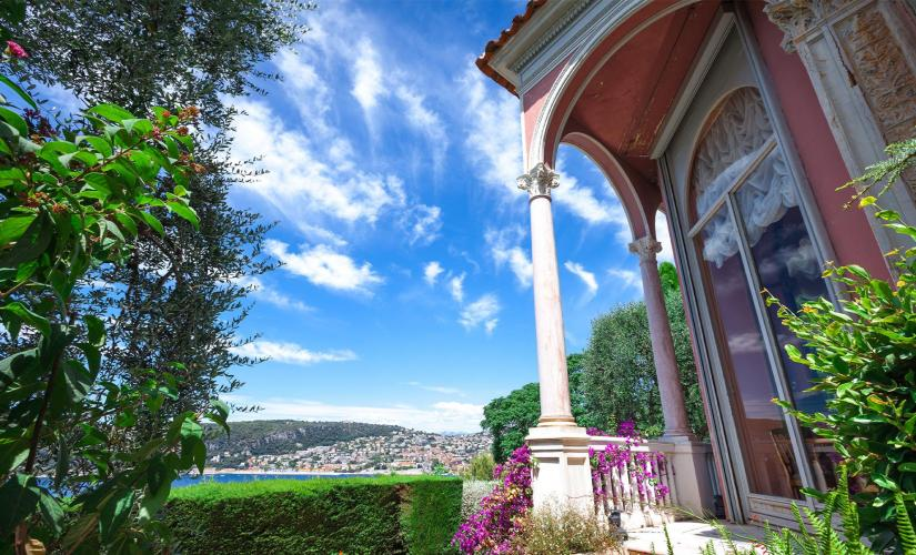 Private Rothschild Foundation and Villa Kerylos Tour from Monte Carlo