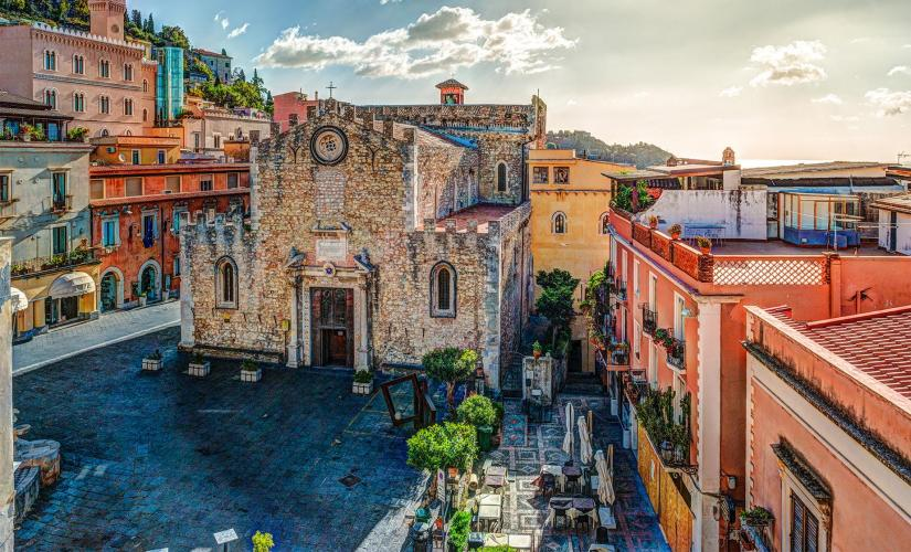 Exclusive Taormina and Messina Tour (Mount Etna and the Bay of Naxos)