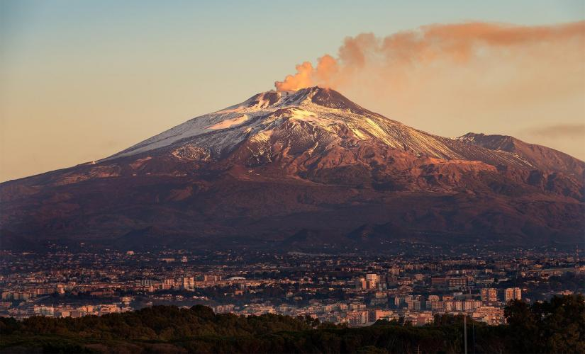 Private Mount Etna Drive Tour from Messina (Trifoglietto I and II, Mongibello)