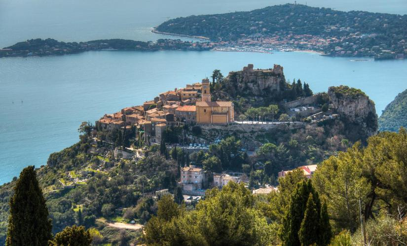Private Hiking St. Jean Cap Ferrat Peninsula Tour from Nice