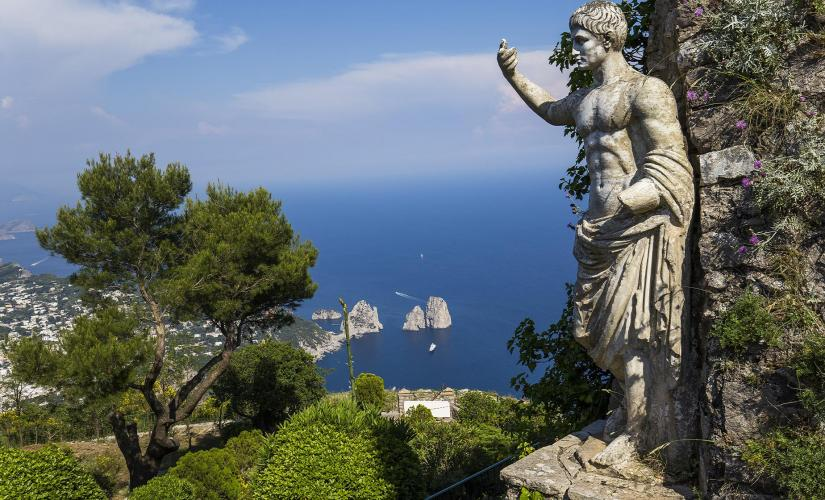 """Island of Dreams"" - Capri and Anacapri Private Cruise Trip from Naples"