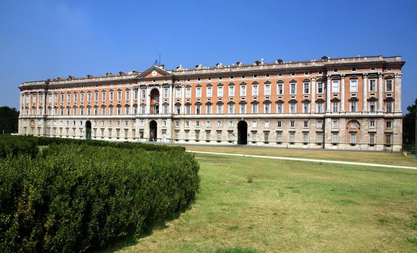 Private World Heritage Royal Palace of Caserta Tour in Naples