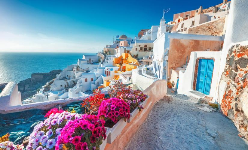 Exclusive Santorini, Oia and Winery Tour (Pyrgos Village, Mt. Profitis Ilias)