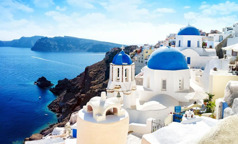 Private Guided Profitis Elias Monastery, Oia and Winery Tour in Santorini
