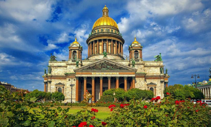 Private St. Petersburg On Your Own 2 Day