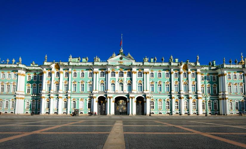 Private Hermitage Museum Tour in St. Petersburg