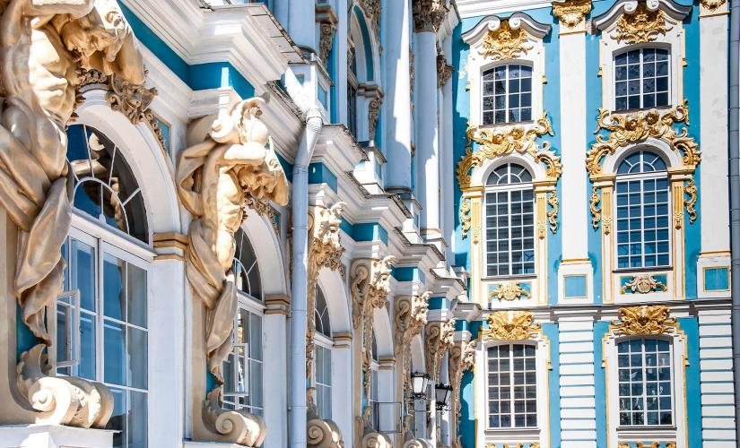 Private Imperial St. Petersburg Tour (Nevsky Prospect, St. Peter and Paul Fortress)