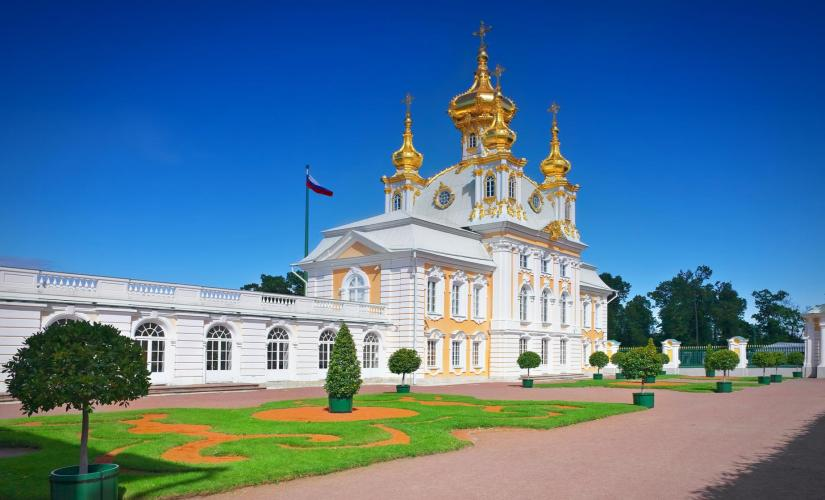 Private Peterhof Russian Versailles Tour from St. Petersburg (Grand Cascade)