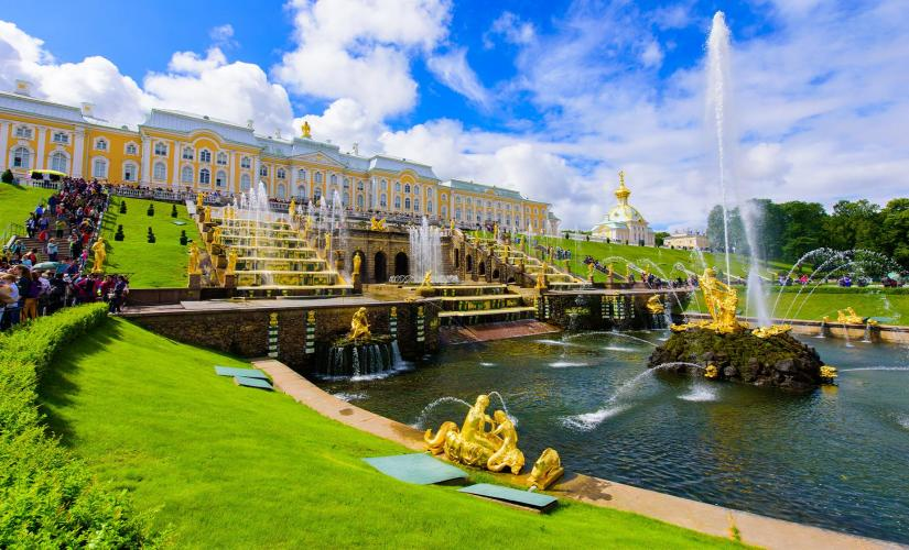 Private Best of St. Petersburg Two Day Program Tour