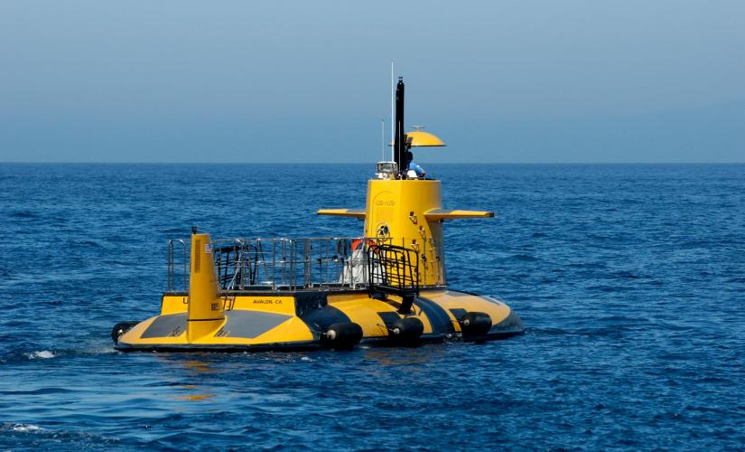 Catalina Shore Excursions | Catalina Semi - Submarine