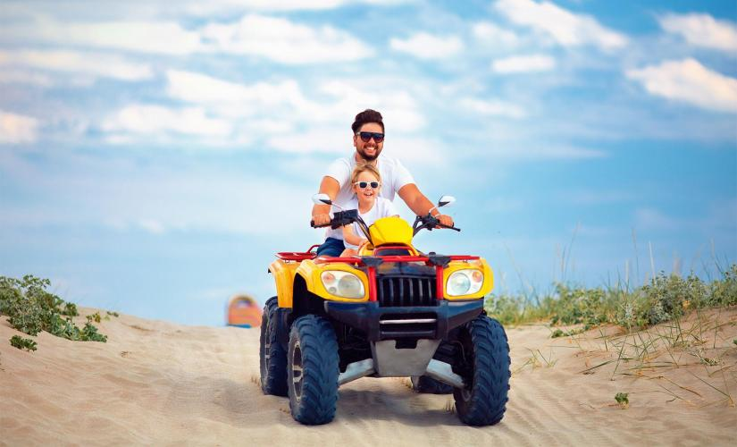 Migrino Beach ATV Adventure Tour in Cabo San Lucas